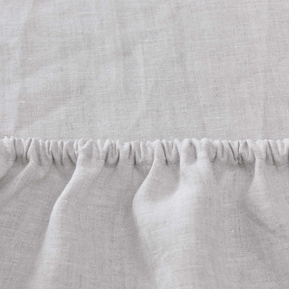 Toulon Fitted Sheet in natural | Home & Living inspiration | URBANARA