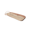 Upula chopping board, natural, 100% acacia wood | URBANARA serveware & boards