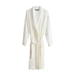 Veiros bathrobe, white, 100% cotton