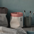 Khuwa Storage in off-white & papaya | Home & Living inspiration | URBANARA