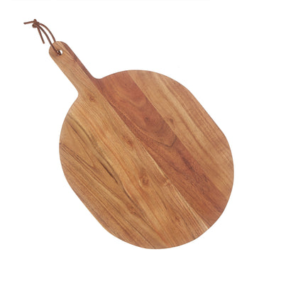 Yamuna chopping board, warm brown, 100% acacia wood