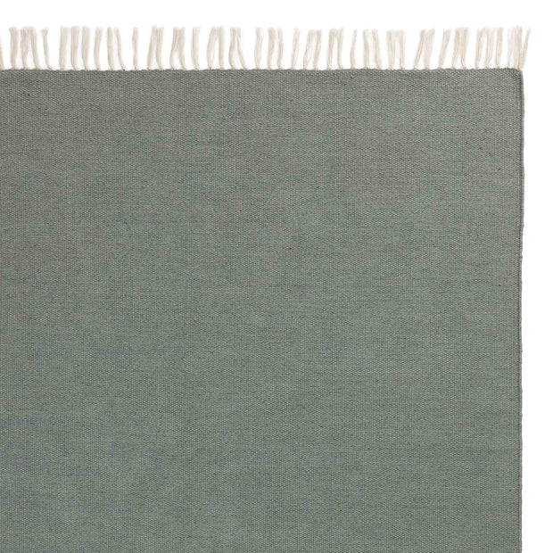 Green grey Udaka Fussmatte | Home & Living inspiration | URBANARA