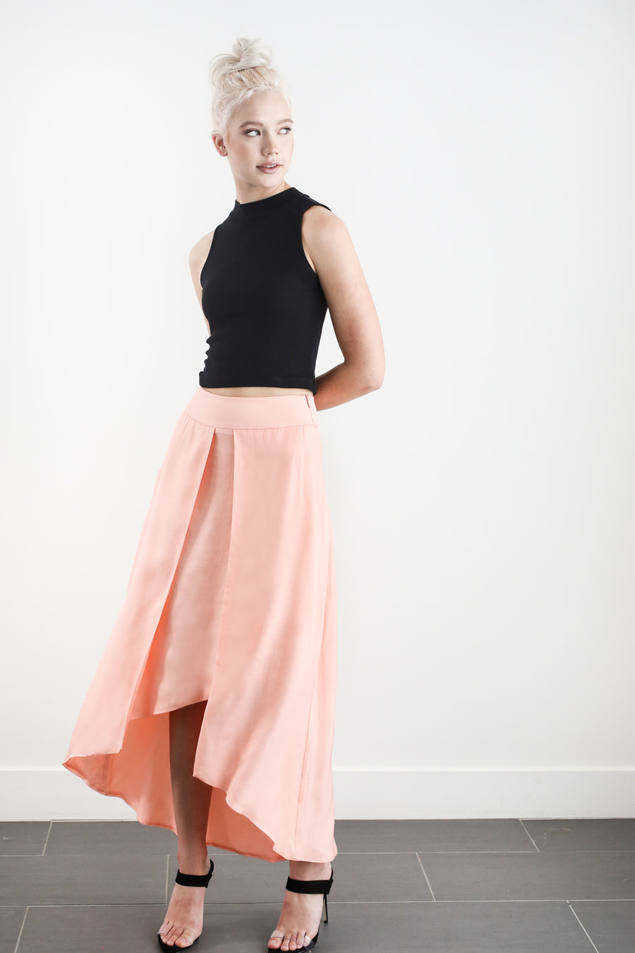 AVERY SKIRT - SOLID COLORS