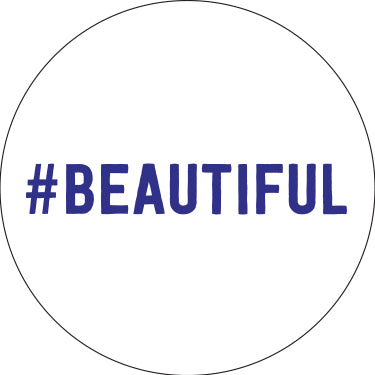 #Beautiful Button