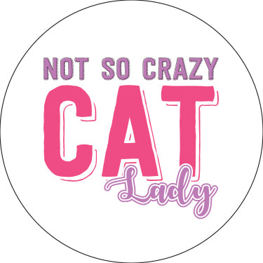Not So Crazy Cat Lady