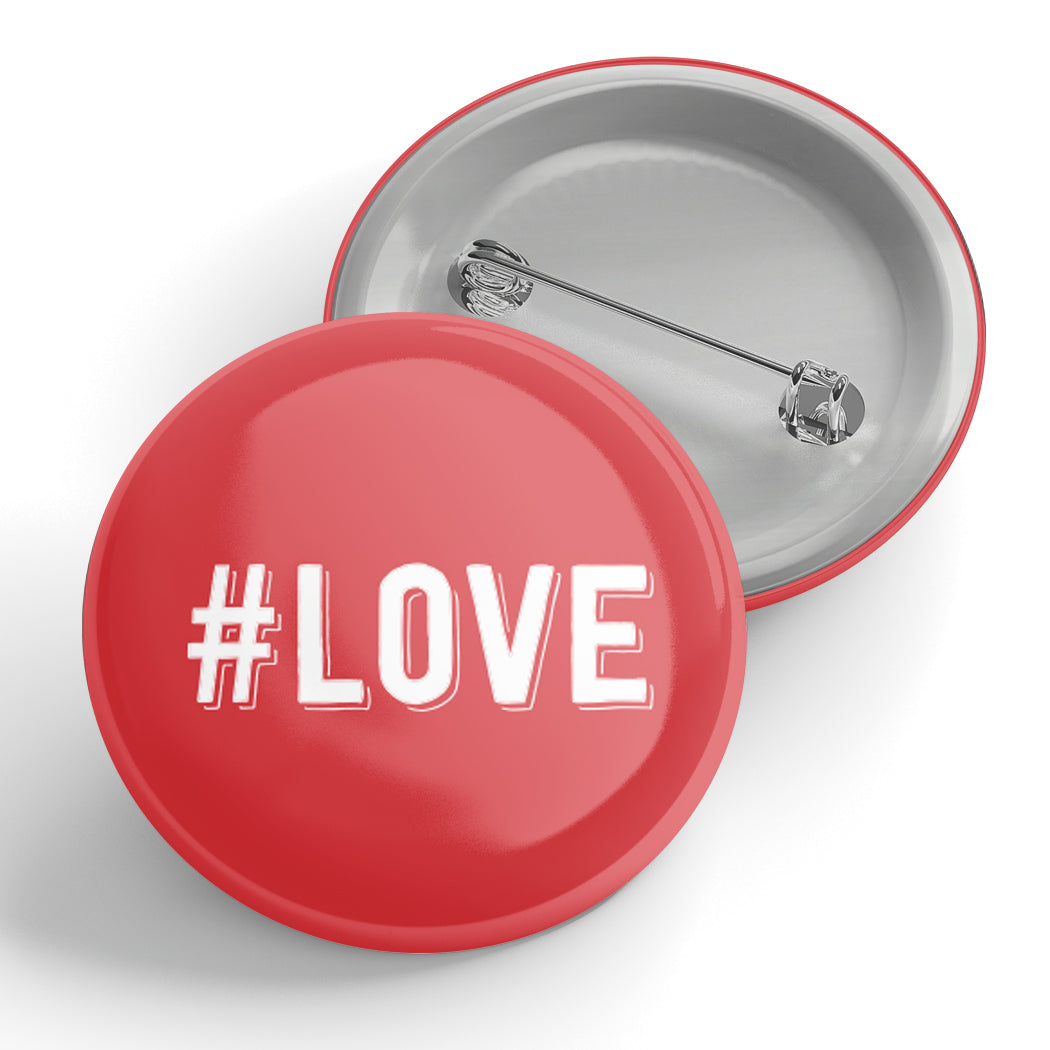 #Love Button