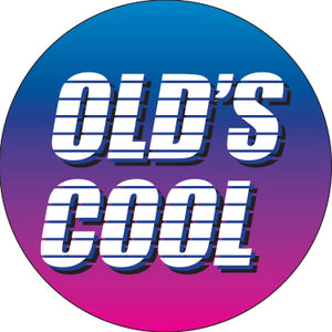 Old's Cool 80's Action Button