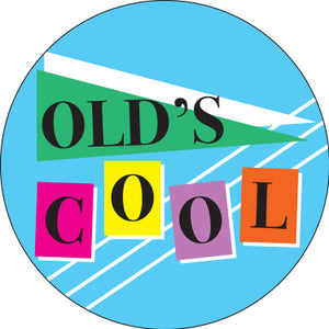 Old's Cool New Wave Button