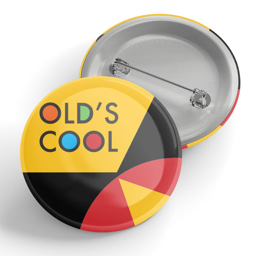 Old's Cool Star Button