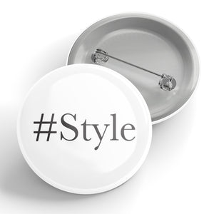 #Style Button