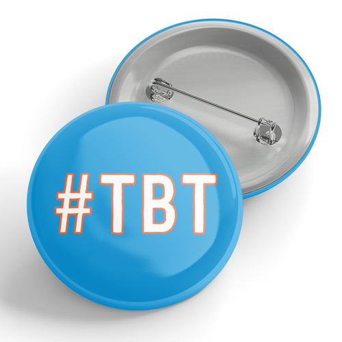 #TBT (Throw Back Thursday) Button