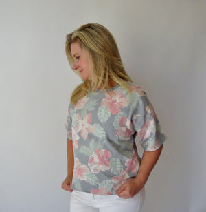 Z Supply Sione Floral Top - SoCal Threads Boutique