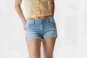 JBD HR Denim Shorts - SoCal Threads Boutique
