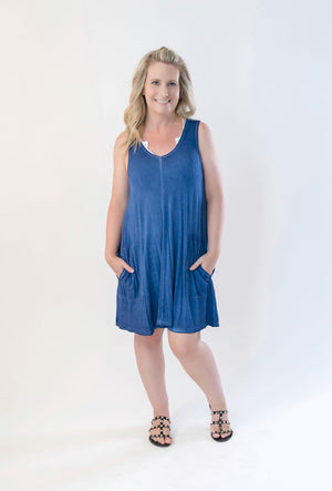 Z Supply Bay Dress - SoCal Threads Boutique