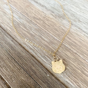 Go Tigers Necklace! - SoCal Threads Boutique