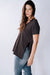 Z Supply Organic Cotton Side Slit Tunic - SoCal Threads Boutique