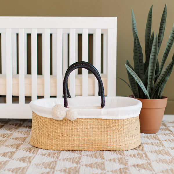 Wheatgrass<br>No Hood<br>African Moses Basket<br>Black Handle