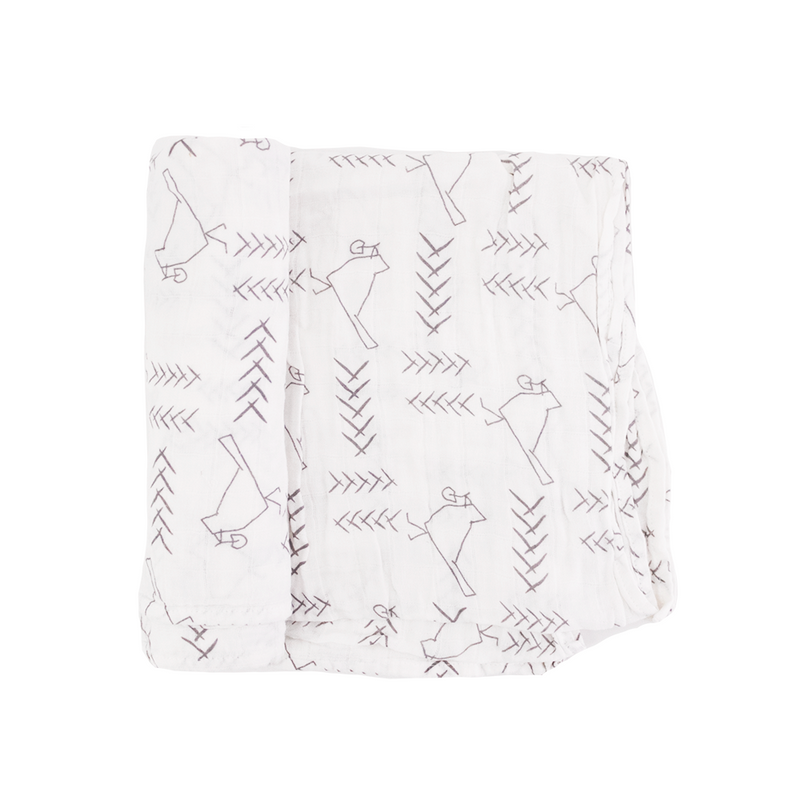 Village Bird Swaddle