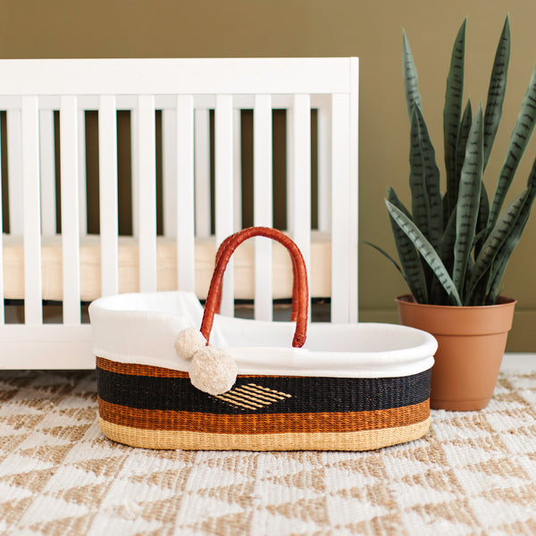 Harvest<br>P+S Signature Collection<br>African Moses Basket