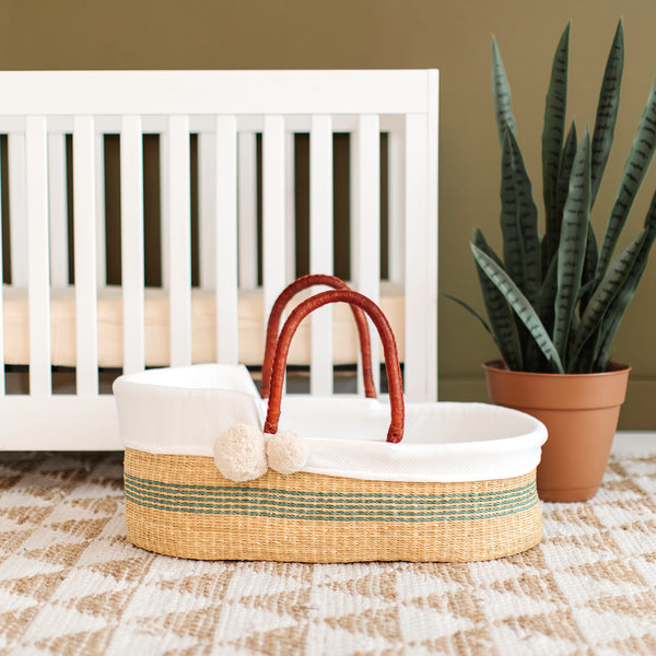 Seabrook<br>P+S Signature Collection<br>African Moses Basket