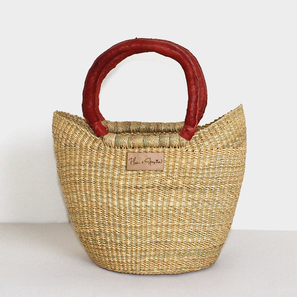 Mini Natural<br>U-Shopper