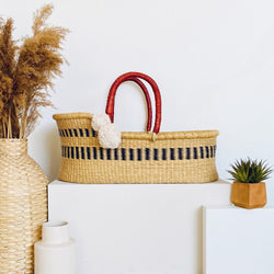 Ashwood<br>Perfectly Imperfect<br> African Moses Basket