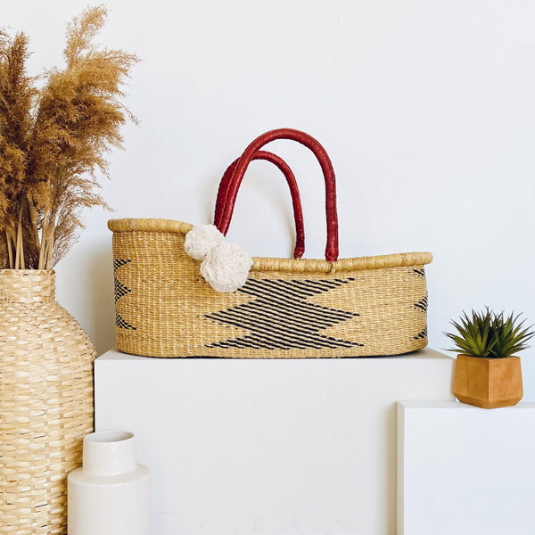 Aspen<br>P+S Signature Collection<br>African Moses Basket