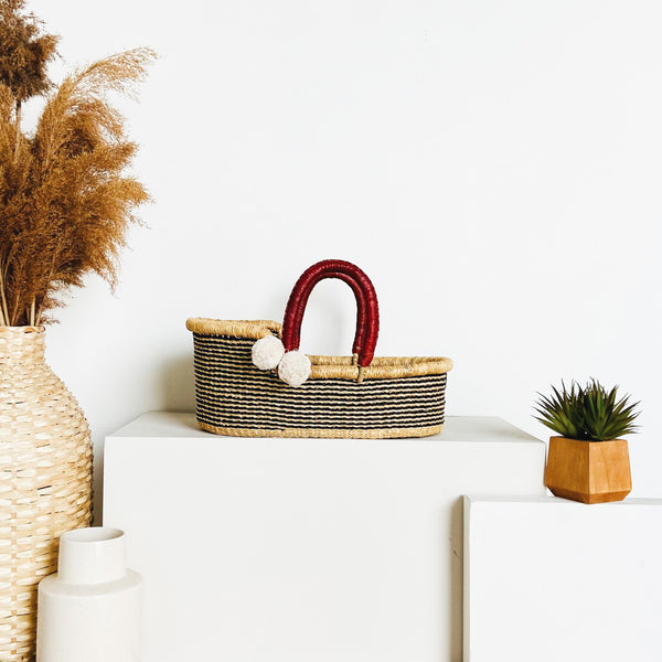 Fig<br>P+S Signature Collection<br>Mini Moses Basket