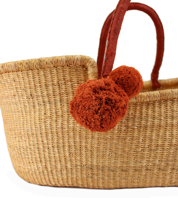 Classic Pom Set<br>Burnt Orange