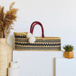 Remy<br>P+S Signature Collection<br>African Moses Basket