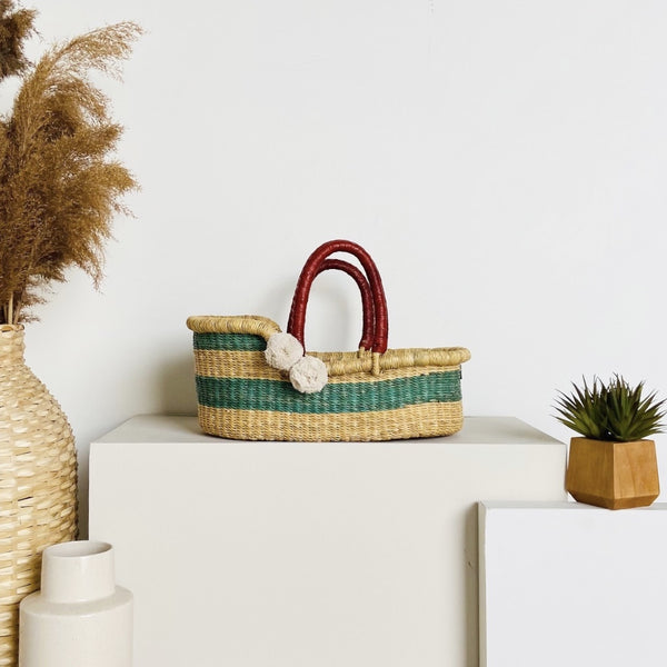 Seabrook<br>P+S Signature Collection<br>Mini Moses Basket