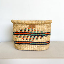 Springtime Bike Basket - Medium