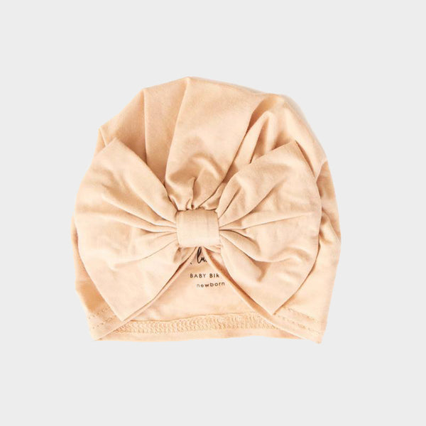 Bow Cap<br>Nude Peach