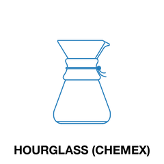 Chemex Brew Guide Icon