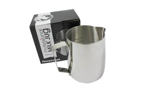 Rhino Coffee Gear Professional Milk Pitcher 600ml (20oz)