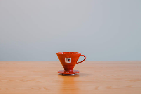 Hario V60 Coffee Dripper #02 - 1-4 Cup - Ceramic