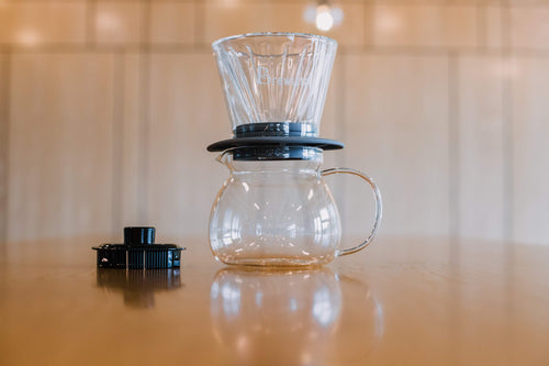Brewista Full Cone Glass Dripper + 600ml Server Combo