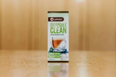 Cafetto Eco Capsule Machine Cleaner (6 capsules)