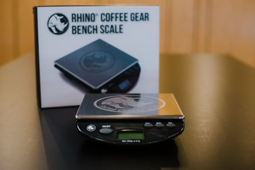 Rhino Coffee Gear Bench Scale (2000g)