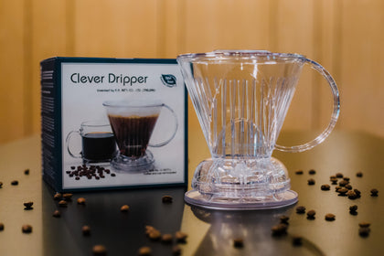Clever Coffee Dripper
