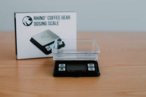Rhino Coffee Gear Dosing Scale (1000g)
