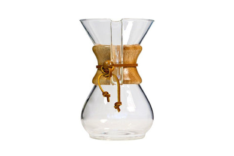 Chemex Coffee Maker - Classic 6 Cup (900ml)