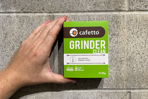 Cafetto Grinder Clean - 3x 45g sachets