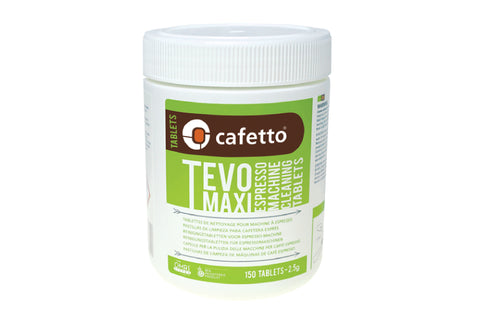 Cafetto TEVO Espresso Machine Cleaning Tablets (150 tablets)
