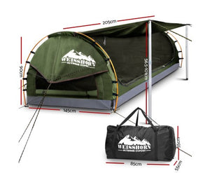 Camping Swags and Tents