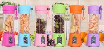 Top Mini blender and USB Gadgets, Portable smoothie blender