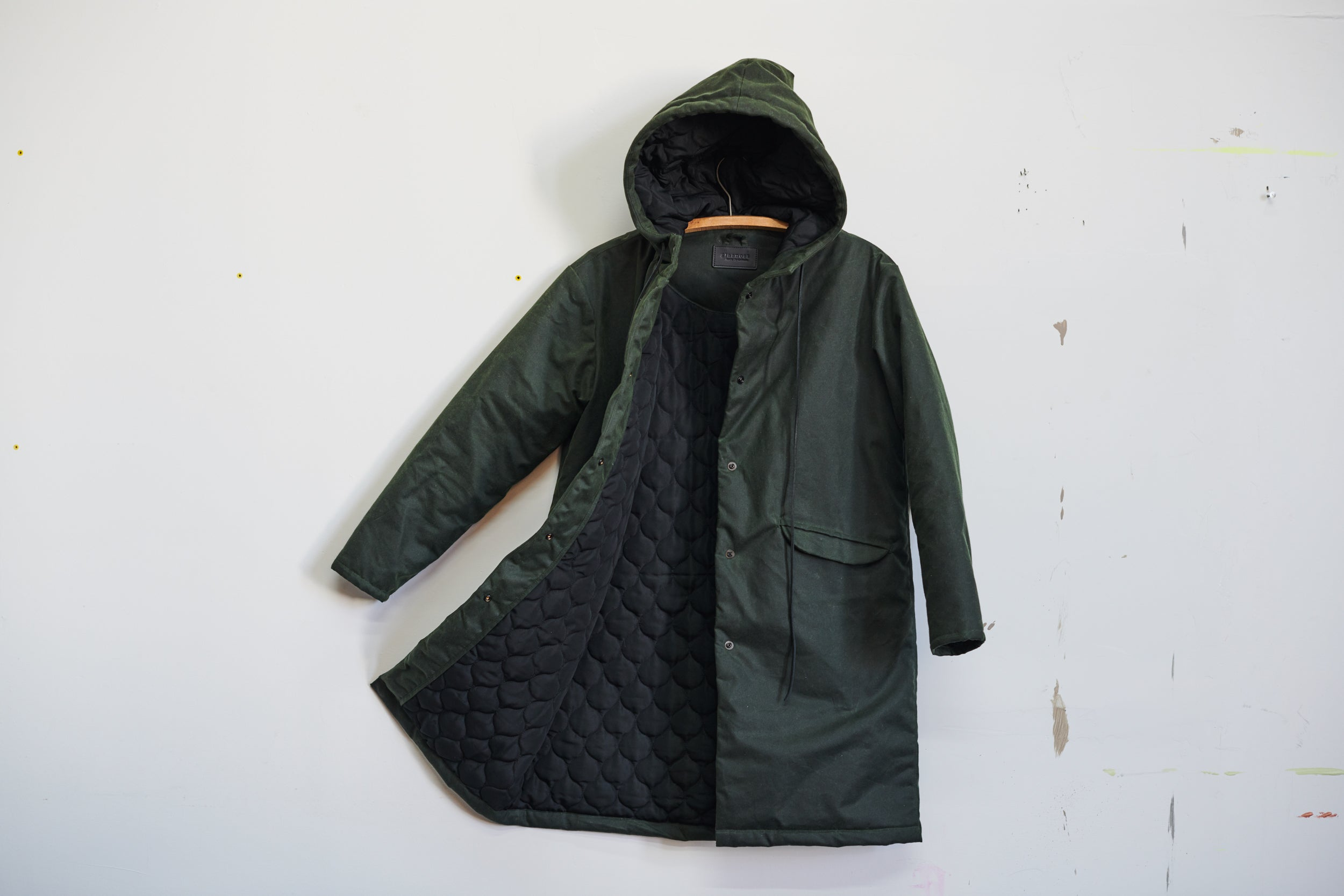 Rain Parka - Insulated Lining Add On