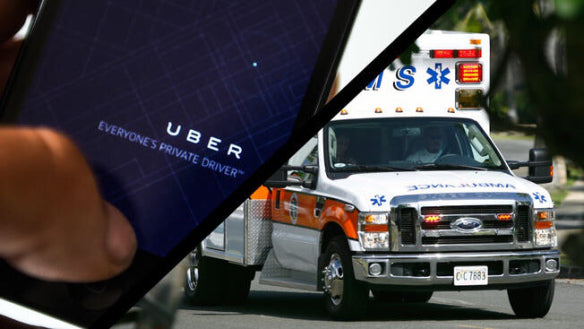 Turn Your Ambulance into an Uber