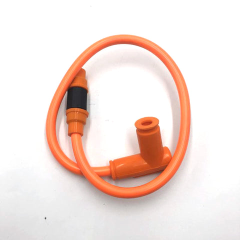 Cable de Bujia Naranja - Brotherhood Biker Store