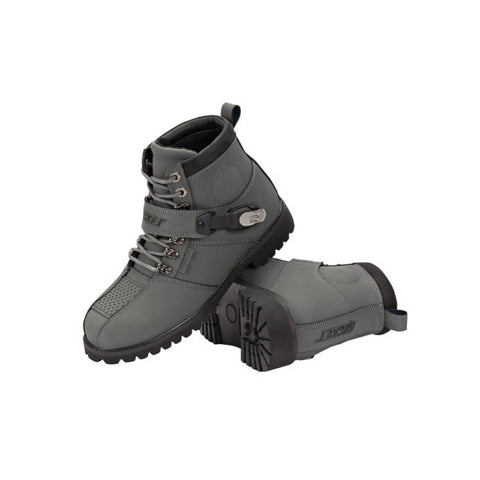 BOTA BIG BANG 2.0 GRIS - Brotherhood Biker Store